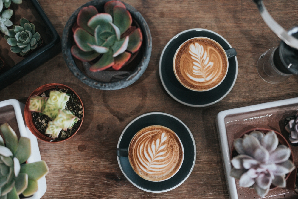 This Katy resident-owned business serves coffee from a local roaster and sells pastries. (Courtesy Unsplash)