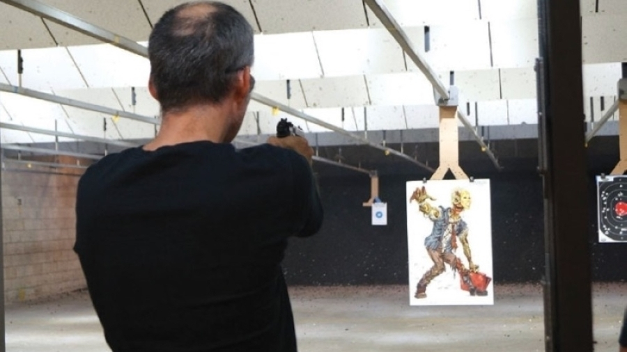 McKinney officials on July 21, 2020, approved a request to open an indoor shooting range. (Courtesy Adobe Stock)