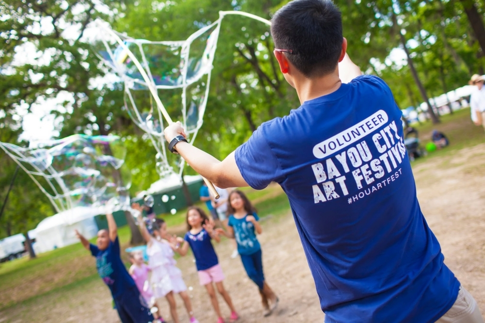 Bayou City Art Festival makes its return. (Courtesy Art Colony Association)