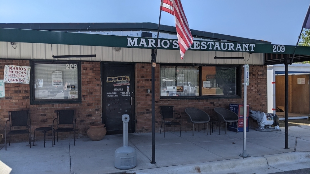 Mario's Mexican Restaurant has been in Hutto since opening in 2004. (Carson Ganong/Community Impact Newspaper)