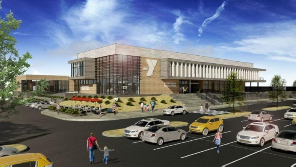 The Brentwood YMCA is beginning work to renovate and expand the facility on Concord Road. (Rendering courtesy YMCA of Middle Tennessee)