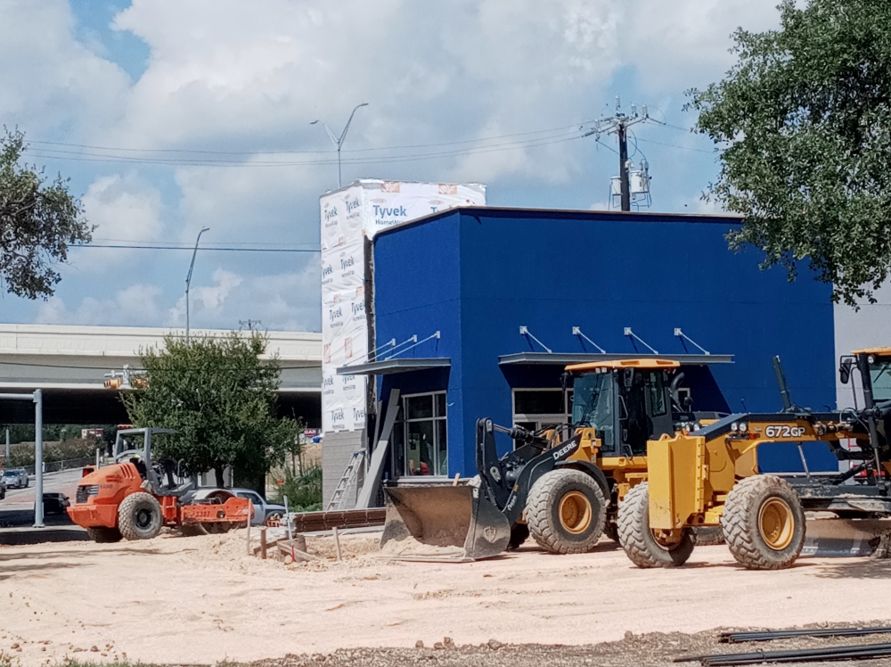 Dutch Bros. Coffee, in addition to a drive-thru location at West Avenue and Loop 410 in Castle Hills, plans to build a drive-through site on Blanco Road near West Avenue. (Edmond Ortiz/Community Impact Newspaper)