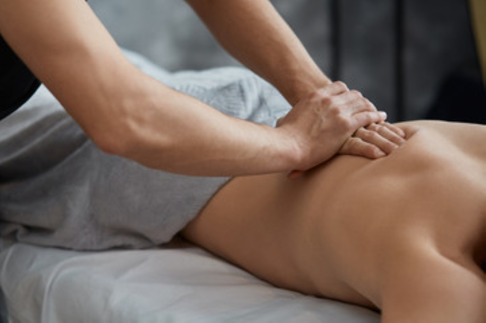 Revitalymph Massage and Wellness offers traditional massage services and manual lymphatic drainage. (Courtesy Adobe Stock)