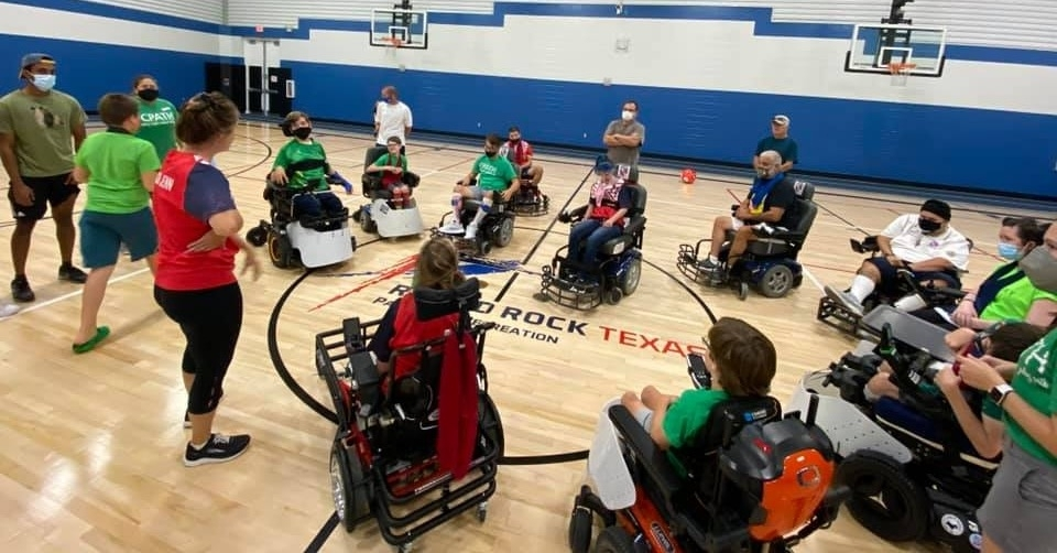 The Round Rock Parks and Recreation Department announced Sept. 24 that it is partnering with Cerebral Palsy Awareness Transition Hope to create the first competitive power soccer team in Central Texas. (Courtesy city of Round Rock)