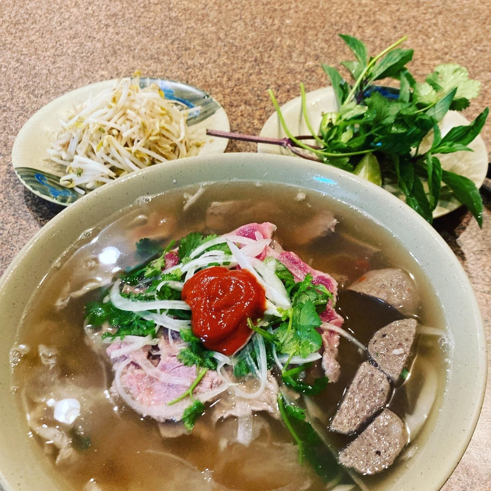 Pho Binh is slated to open in December or early 2022. (Courtesy Binh Nguyen)