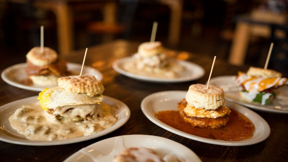 Maple Street biscuits
