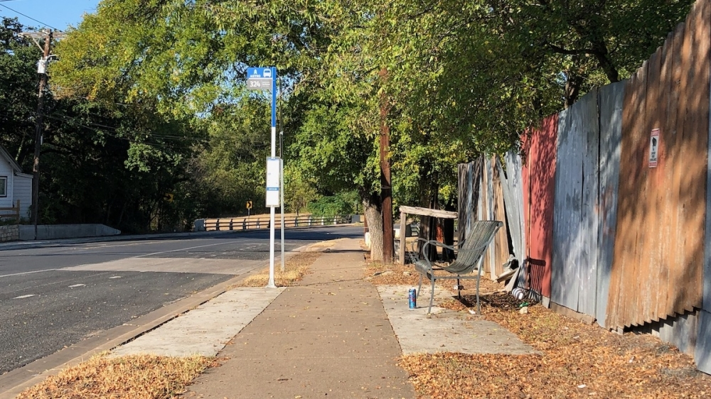 A mobility project in the Georgian Acres neighborhood, led by the University of Texas and the city of Austin, aims to be operational in six months. (Benton Graham/Community Impact Newspaper)