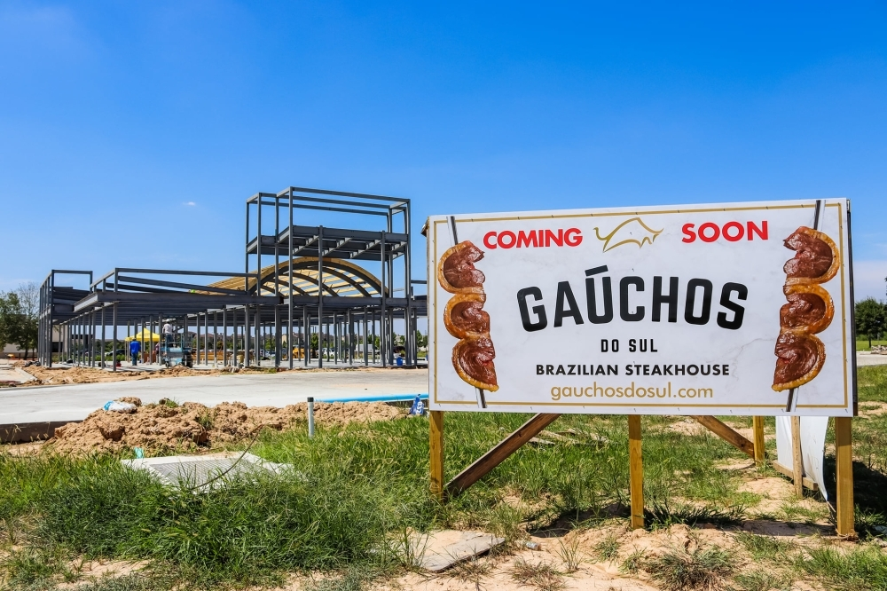The Katy location will be the third Gauchos Do Sul restaurant, with the other two in Vintage Park in Houston and Highland Village. (Courtesy Gauchos Do Sul)