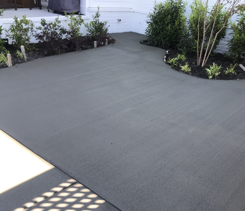 Nashville Concrete Contractors offers patio installation and repair and other services. (Courtesy Nashville Concrete Contractors)