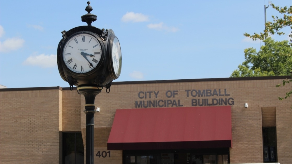 Tomball City Council approved adding three officers to the police department at its meeting Oct. 4. (Community Impact Newspaper staff)