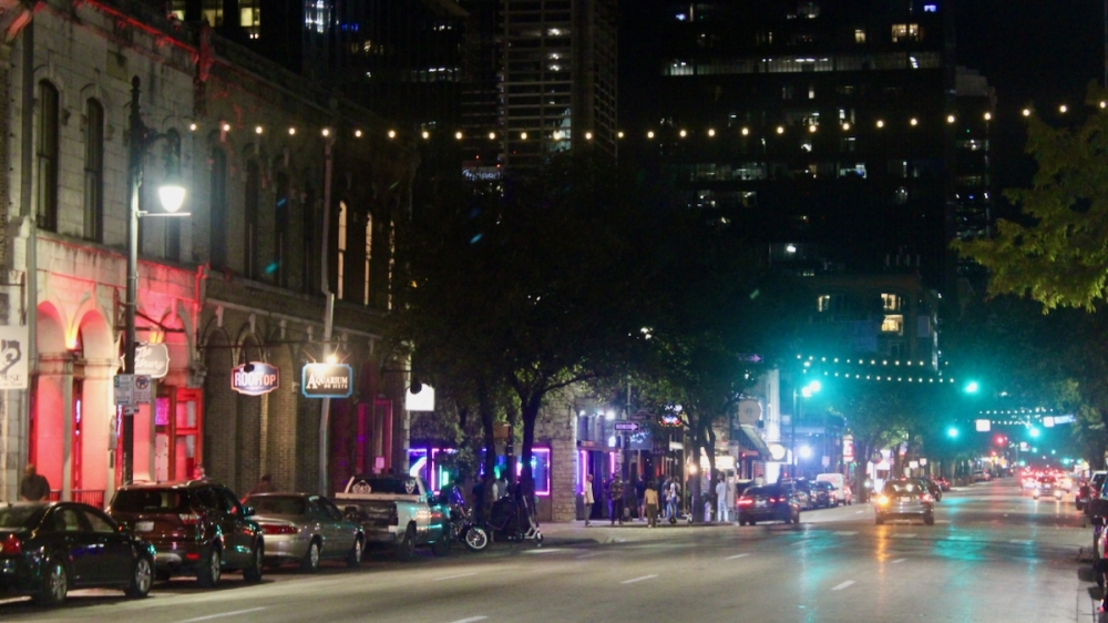 Austin City Council launched a public safety review of the downtown entertainment district this summer. (Ben Thompson/Community Impact Newspaper)