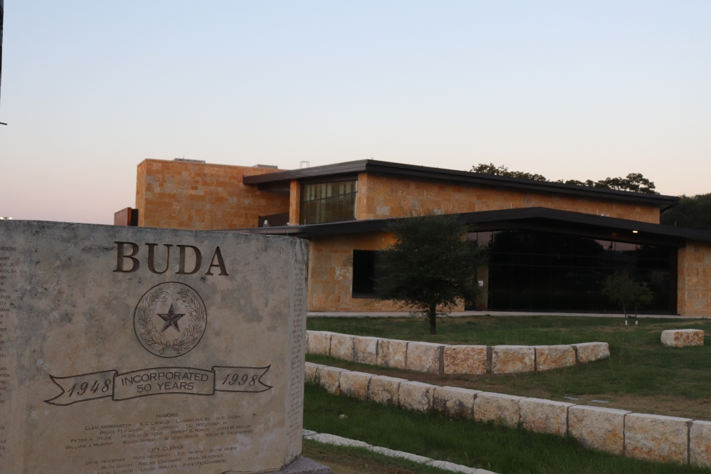 The first town hall meeting for the Buda Bond Election will be Oct. 7 at 405 E. Loop St. (Zara Flores/Community Impact Newspaper).