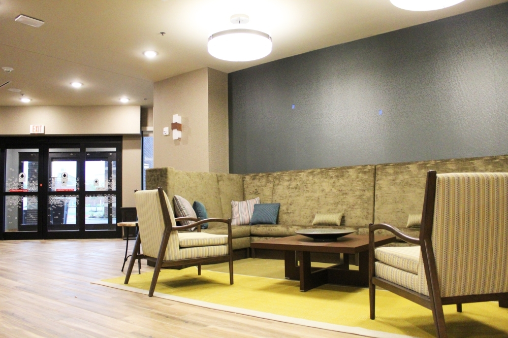 Hampton Inn & Suites opened its Sugar Land hotel Oct. 6. (Ian Pribanic/Community Impact Newspaper)