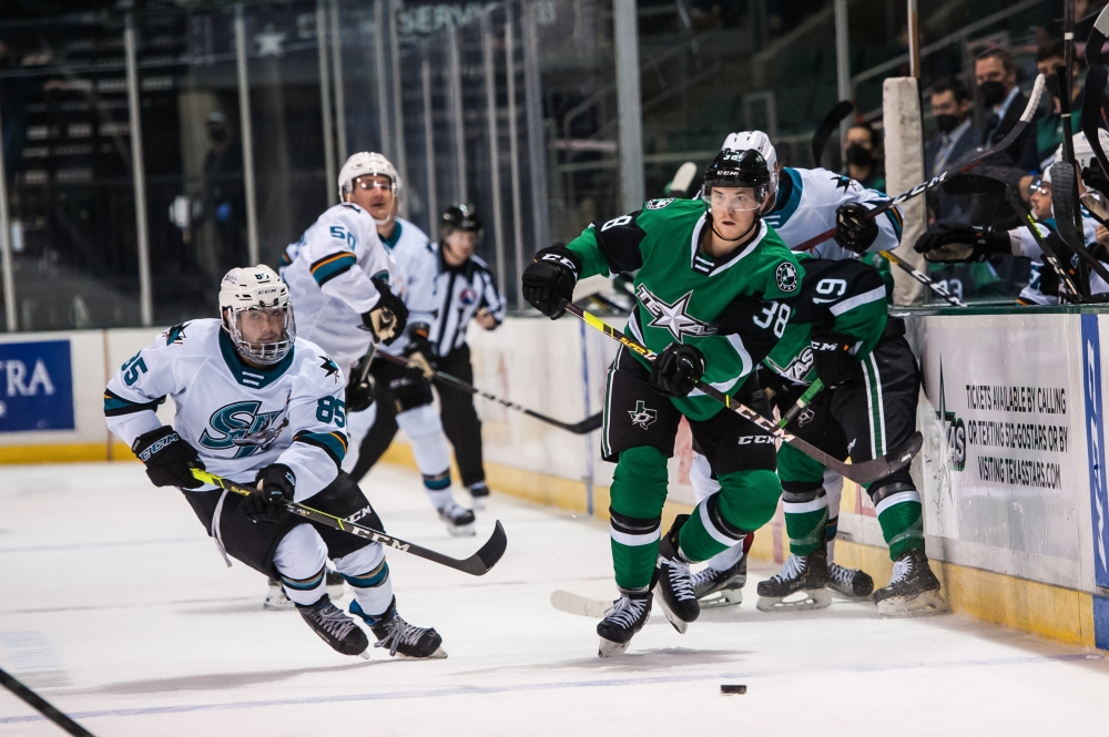 The Texas Stars' first game for the 2021-22 season will be Oct. 16. (Courtesy Mollie Kendall, Texas Stars)