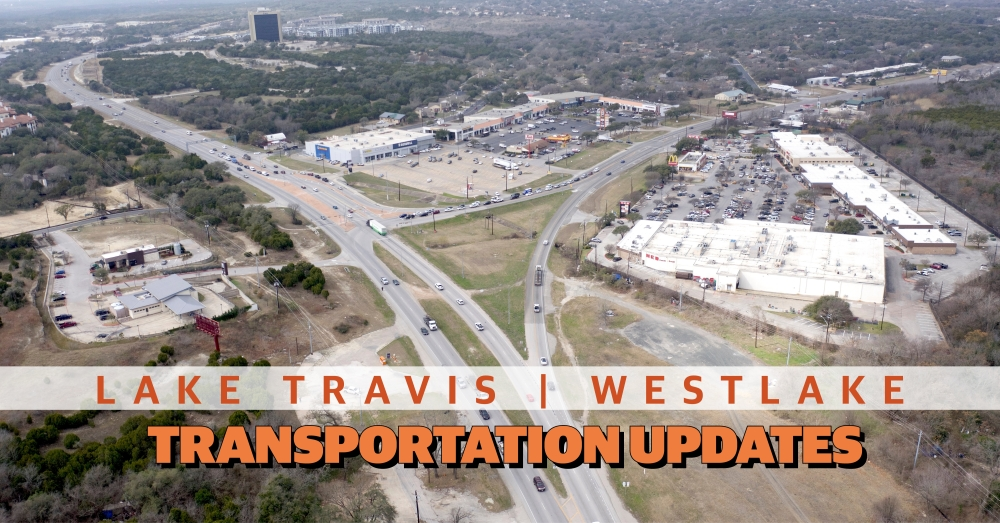 The Oak Hill Parkway project has faced pushback due to heritage oak tress in the area. (Courtesy Falcon Sky Photography)