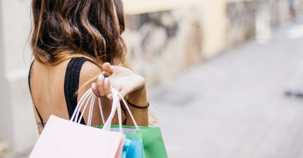 One event to attend this weekend is the Sip and Shop event. (Courtesy Canva)