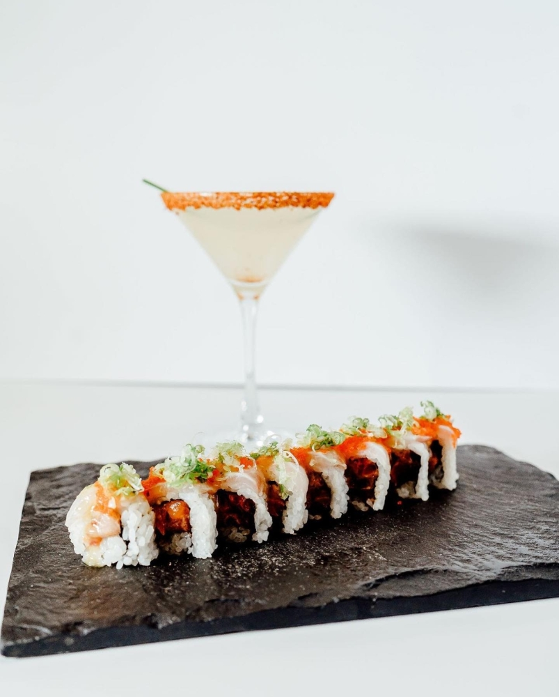 The new Japanese eatery offers a variety of sushi including nigiri, sashimi, traditional/hand rolls and specialty rolls for lunch and dinner as well as vegetarian options. (Courtesy Sushi Rebel)