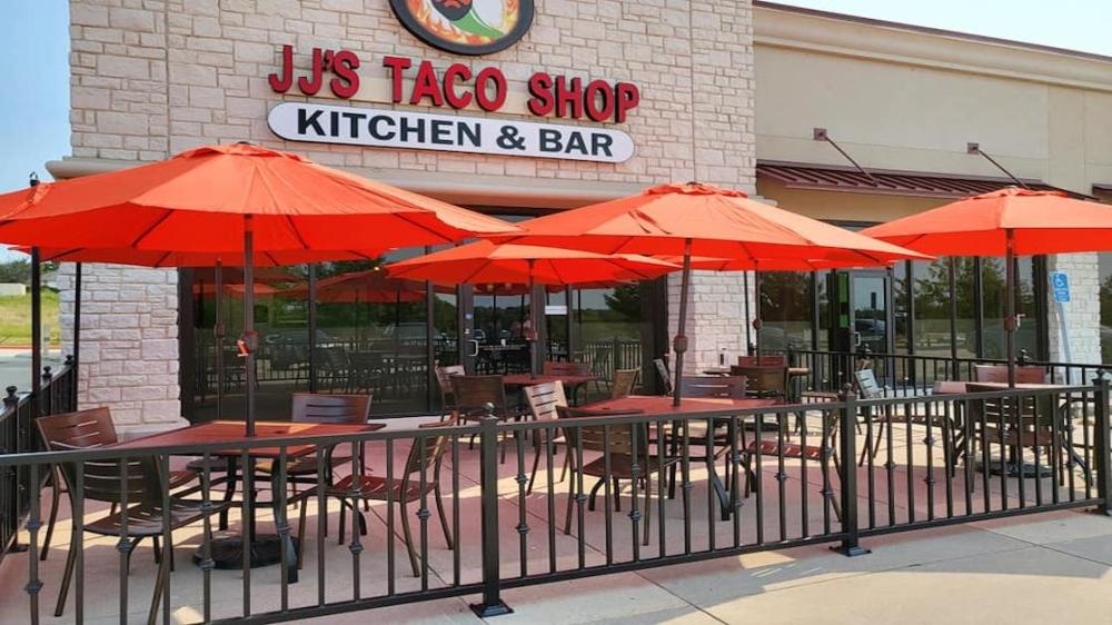 JJ's Taco Shop storefront