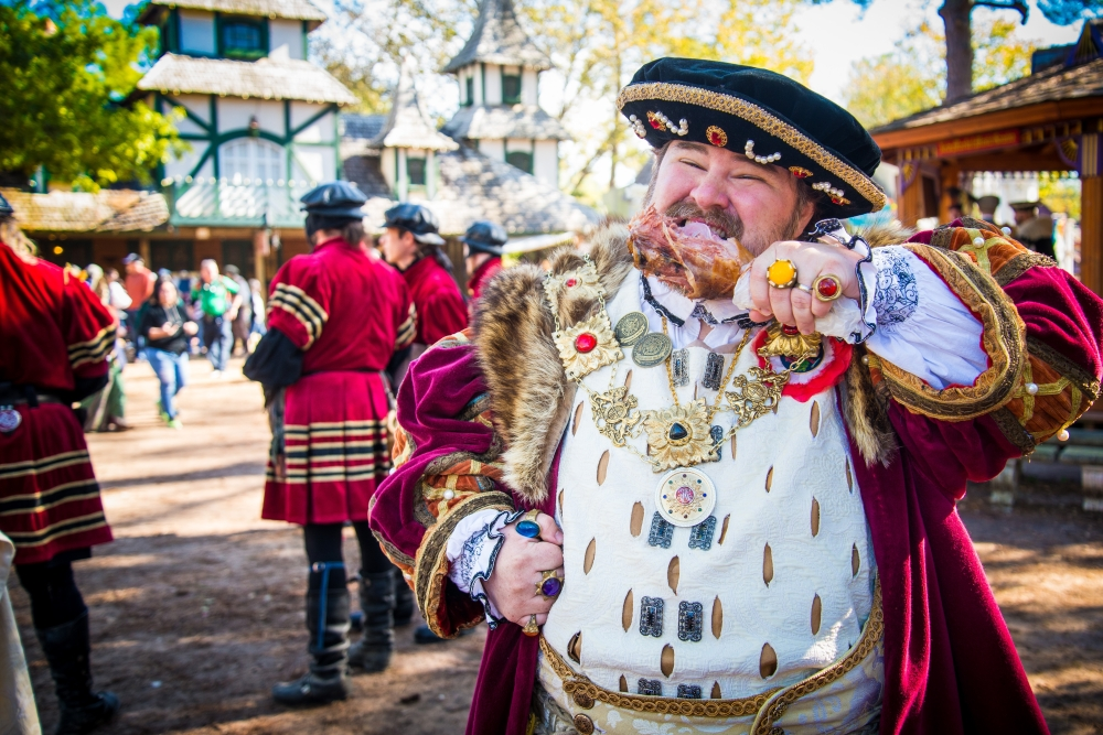 The Texas Renaissance Festival will return Oct. 9. (Courtesy Texas Renaissance Festival)