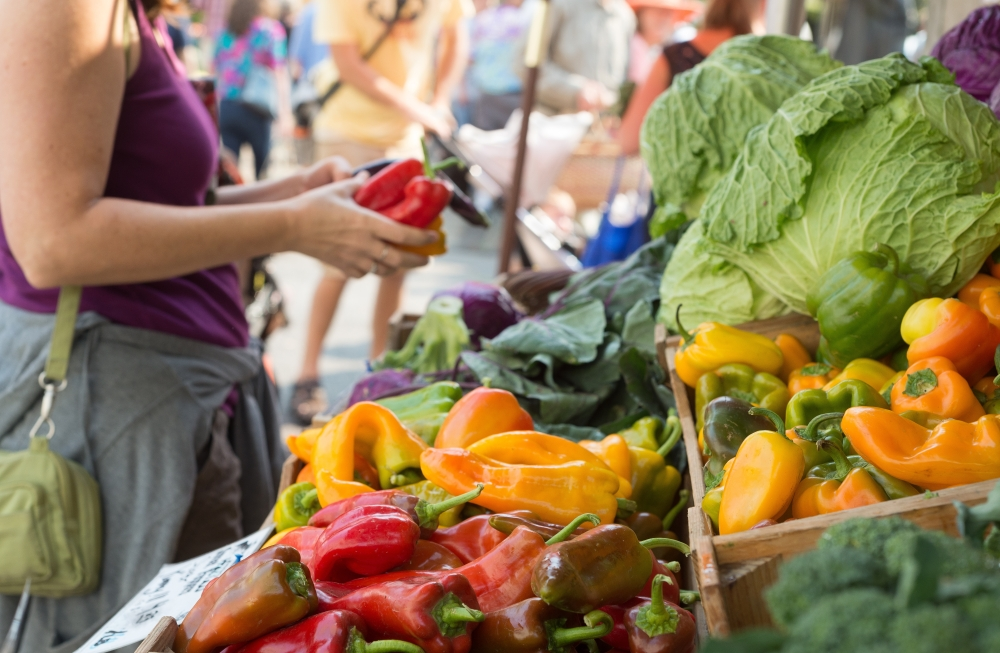 Old Pearland Farmers Market, which will be located at Independence Park, Pearland, plans to open on Oct. 16. (Courtesy Adobe Stock)