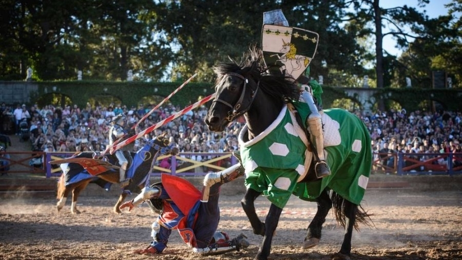 The Texas Renaissance Festival returns for its 47th year beginning Oct. 9-10 with an Oktoberfest-themed weekend. (Courtesy Steven David Photography)