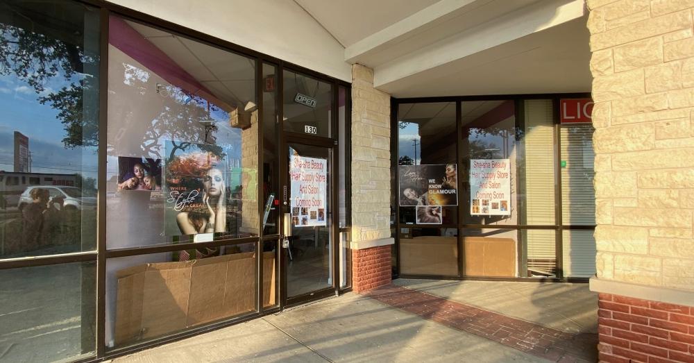 Sha Sha Beauty Hair Supply Store and Salon will open its doors Oct. 11 at 110 N. I-35 Ste. 130, Round Rock. (Brooke Sjoberg/Community Impact Newspaper)