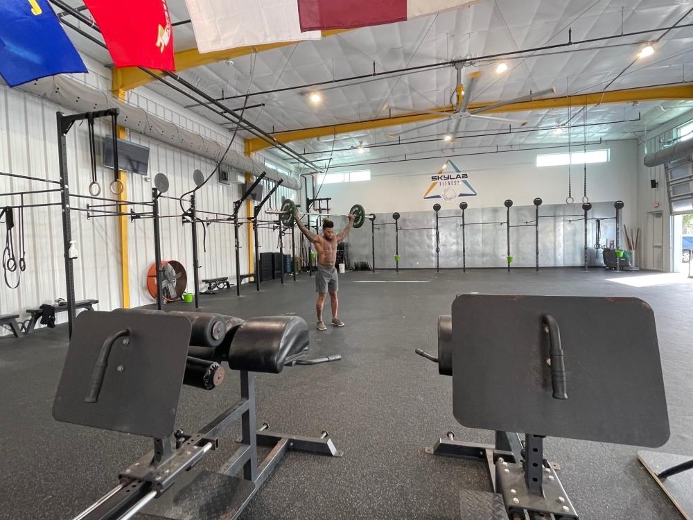 Skylab Fitness (Courtesy city of Webster)