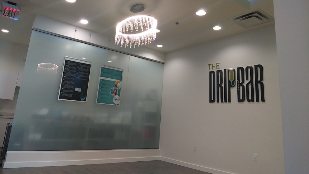 Dripbar lobby