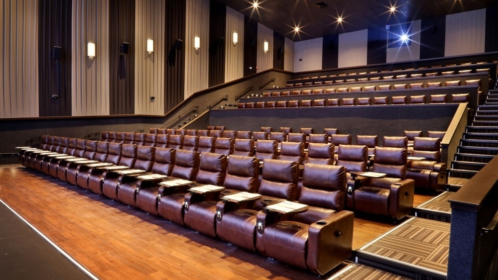 Moviehouse & Eatery in McKinney first opened five years ago. (Courtesy Moviehouse & Eatery)