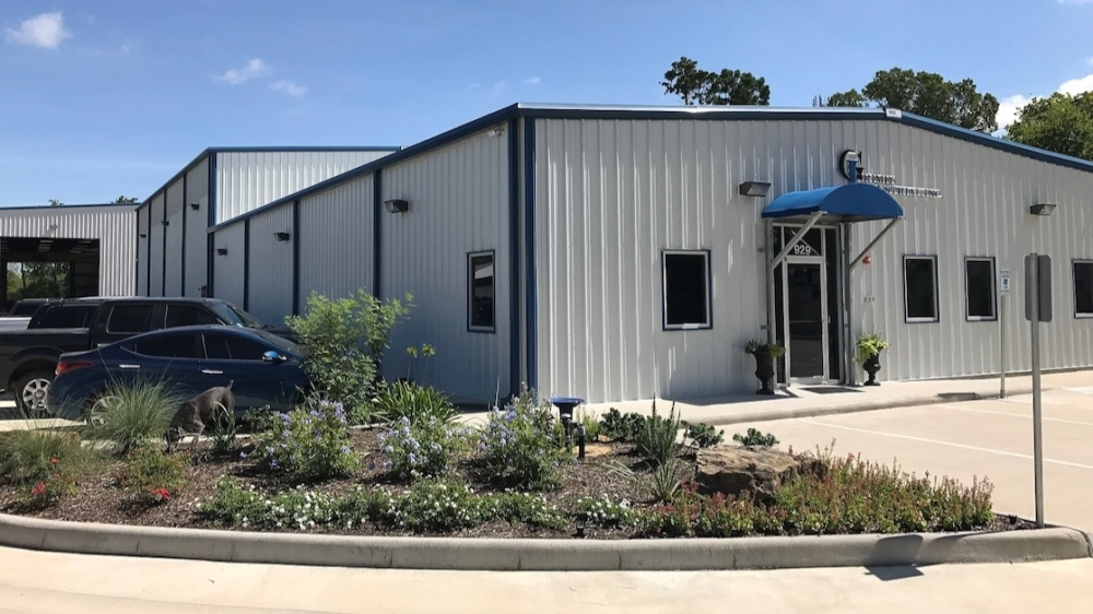 Grimes Industrial is expanding its facility in Tomball. (Courtesy Grimes Industrial)