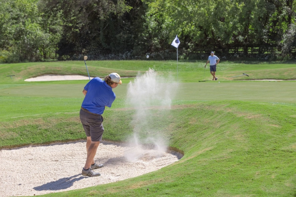 The Westhaven Golf Club reopened in September. (Courtesy Westhaven)