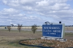 The airport was reclassified from a regional to a national airport in 2021. (Community Impact Newspaper)