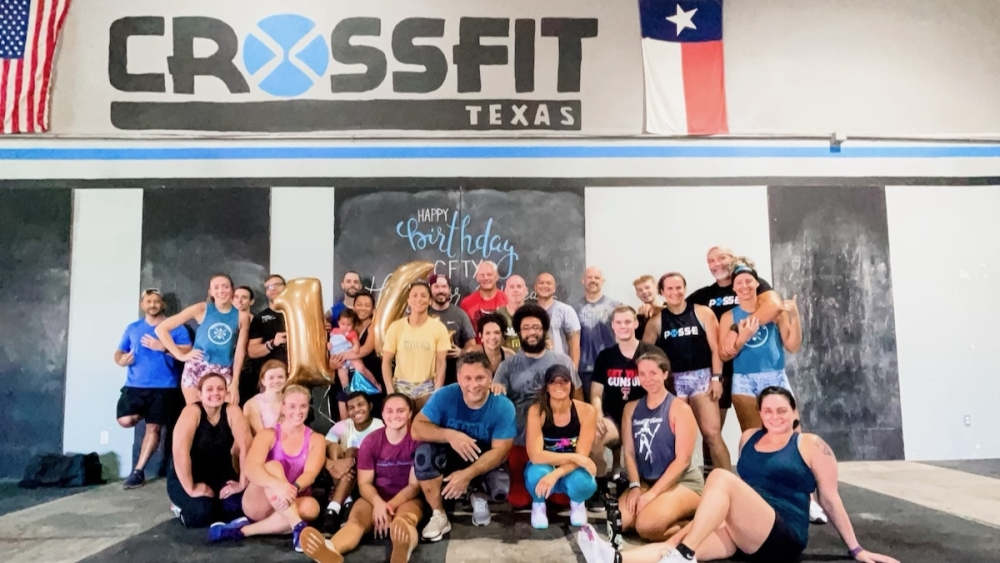 CrossFit Texas will move to a new location at641 W. Front Street, Hutto on Nov. 8. (Courtesy CrossFit Texas)