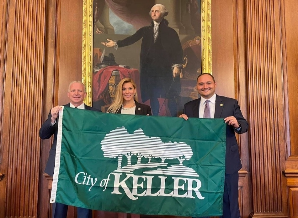 Keller group photo