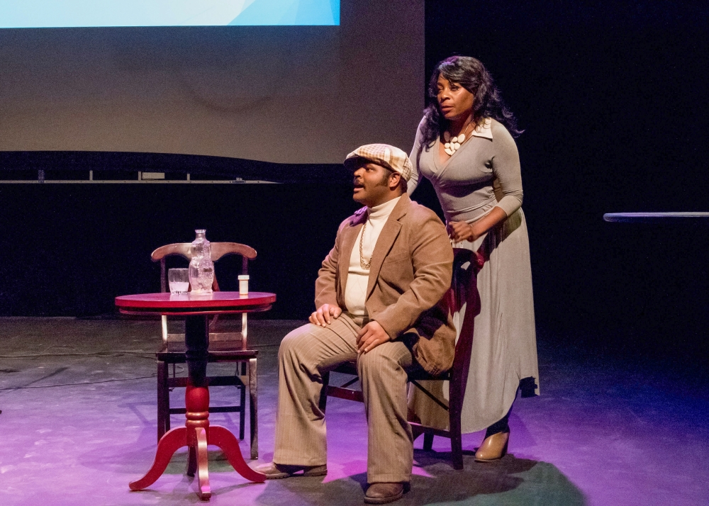 Ground Floor Theater is an incubator for performances tied to underrepresented communities. (Courtesy Ground Floor Theatre)