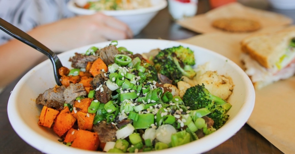 Original ChopShop, known for its protein bowls, salads, and sandwiches, will open soon in the Galleria area. (Courtesy Original ChopShop)
