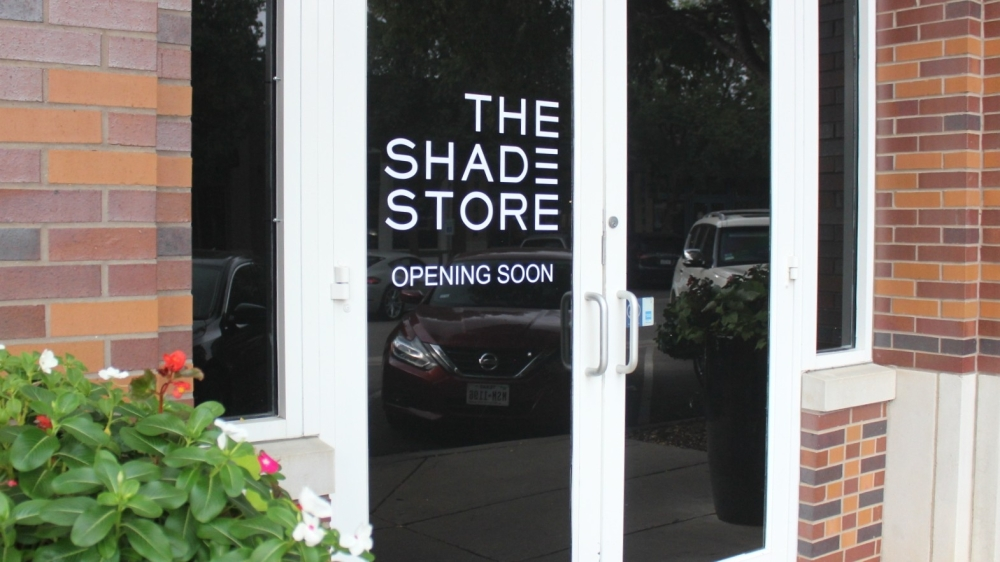 The Shade Store will open in Southlake in late 2021 or early 2022. (Sandra Sadek/Community Impact Newspaper)