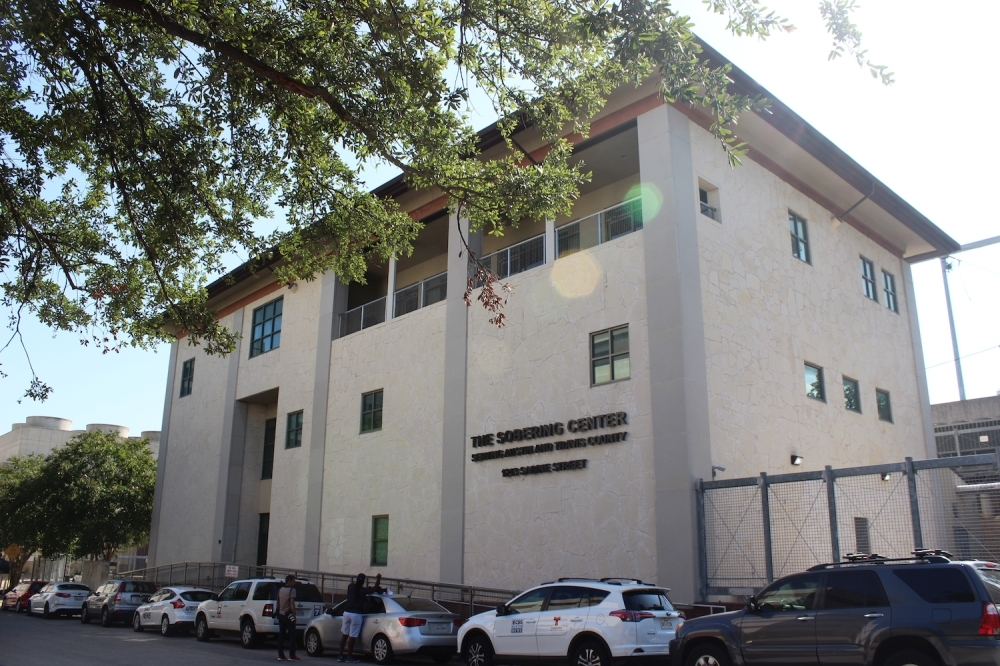 The Sobering Center of Austin is located in downtown at 1213 Sabine St. (Community Impact Newspaper staff)