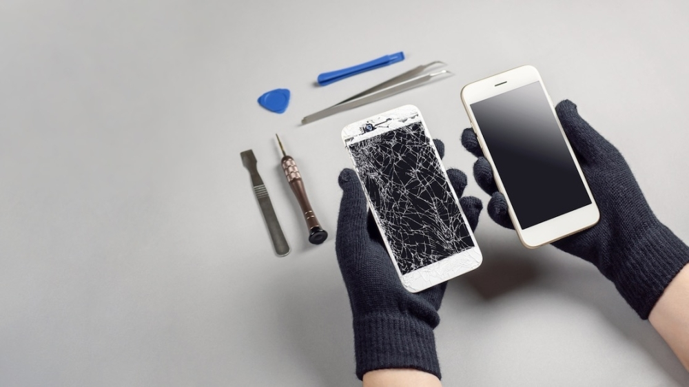 Dr. Cell Phones opened in early August in Tomball. (Courtesy Adobe Stock)