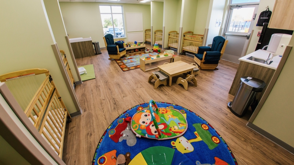 multipurpose playroom