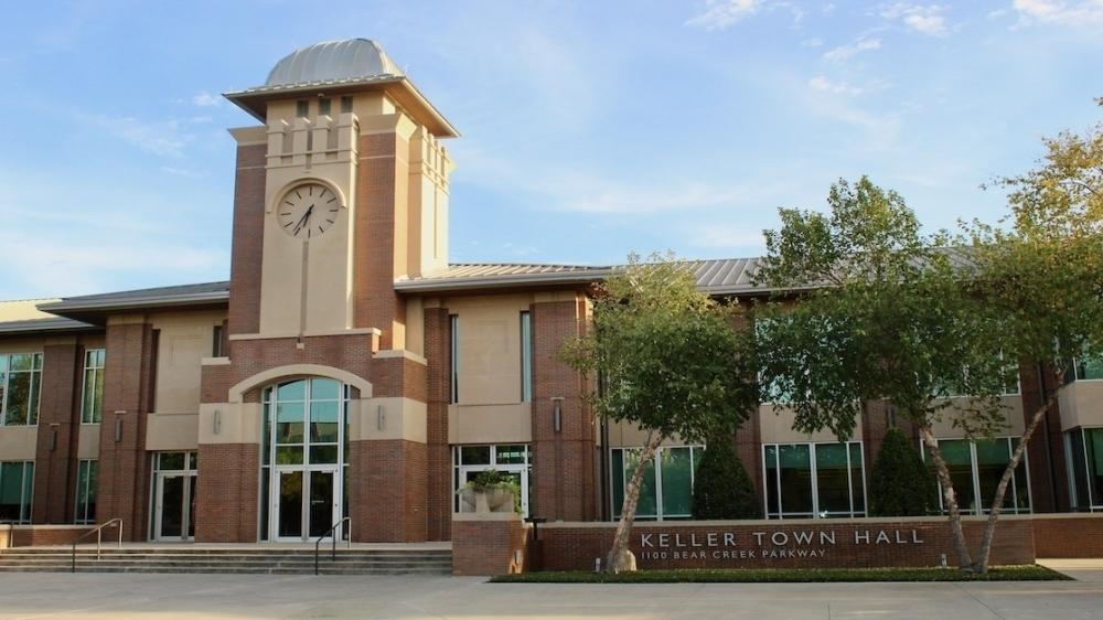 Keller City Hall
