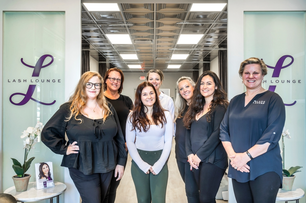 The Lash Lounge opened a Cedar Park location Oct 12 in the 1890 Ranch Shopping Center. (Courtesy The Lash Lounge)