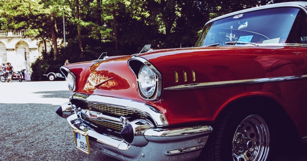 The Schertz Historical Preservation Committee will hold a car show at Pickrell Park on Oct. 16. (Courtesy Schertz)