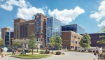 A project to renovate and expand the Williamson Medical Center will begin in 2022. (Rendering courtesy Williamson Medical Center)
