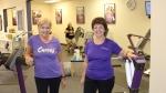 Curves staff members