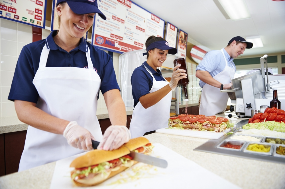 A new location for Jersey Mike's Subs will open in Spring on Oct. 20. (Courtesy Jersey Mike's)