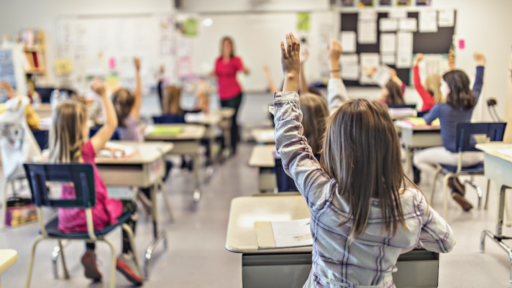 Northampton Elementary School is led by Principal Lisa Campbell and had an enrollment of 620 students in the 2020-21 school year. (Courtesy Adobe Stock)