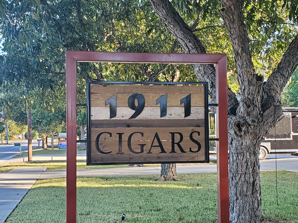 The business is located along South Main Street in Cibolo.