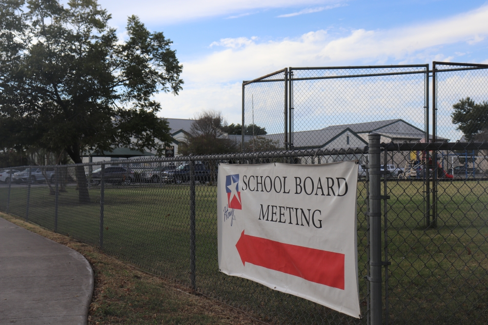 The next Hays CISD meeting will be on Oct. 25 at 5:30 p.m. in the Historic Buda Elementary Campus, 300 N San Marcos St., Buda. (Zara Flores/Community Impact Newspaper).