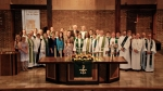 Kinsmen Lutheran Church celebrated the 50th anniversary of its first service Oct. 17. (Courtesy Kinsmen Lutheran Church)